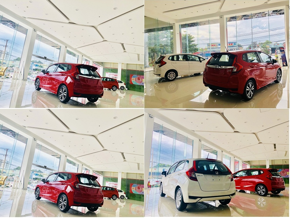 Showroom Honda Ôtô Biên Hòa