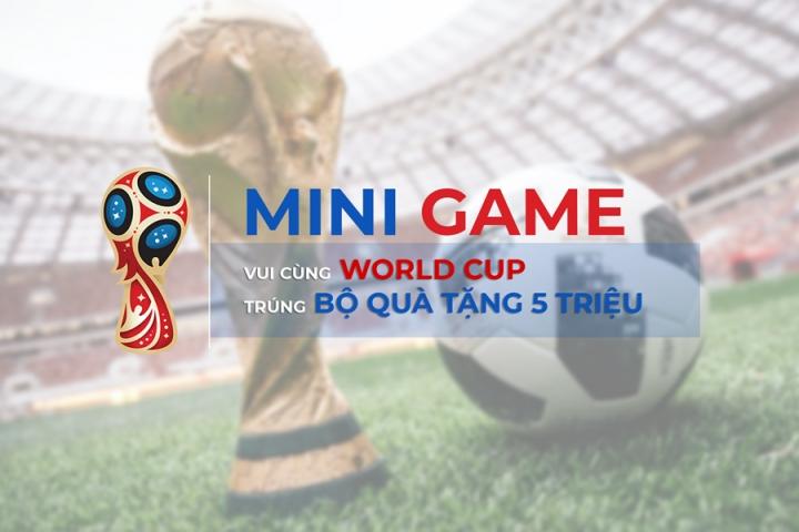 Minigame - Trổ tài dự đoán cùng Worldcup