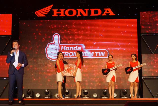 """Honda Việt Nam chính thức khởi động chuỗi chương trình """" Honda - Trọn niềm tin 2018 """"."""