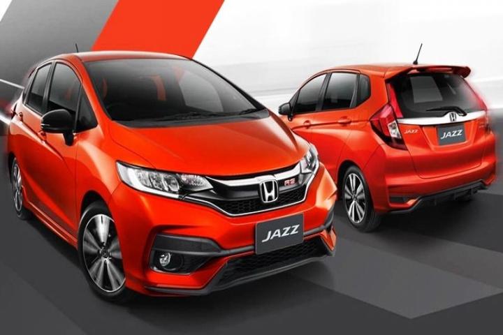 Nội thất của dòng xe ô tô Honda Jazz 2018